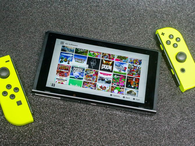 Nintendo Switch won't get 64GB game cards till 2019