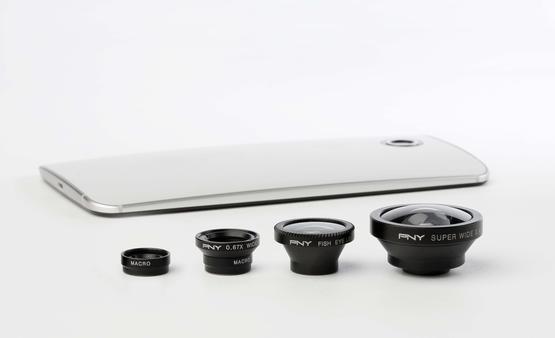PNY 4-in-1 Lens Kit