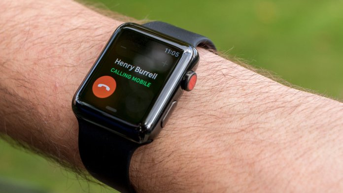 Apple Watch Series 3 review: SIM & contract