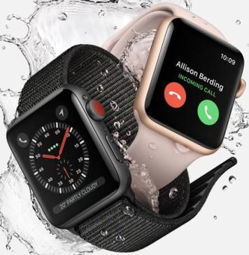Apple Watch Series 3 vs Apple Watch Series 2 Comparison Review