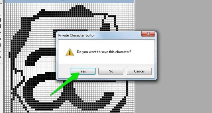 save character