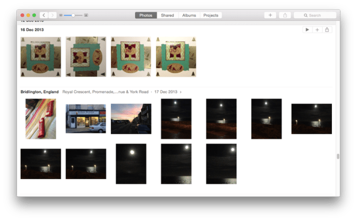 How to use the Photos app on Mac