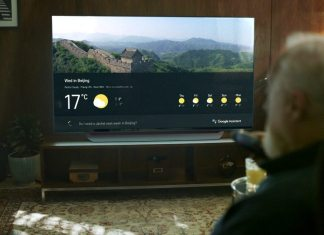 2018 LG OLED and Super UHD TVs will have Google Assistant