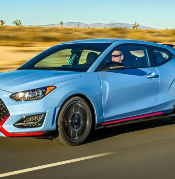 2019 Hyundai Veloster N brings Korean performance to the US