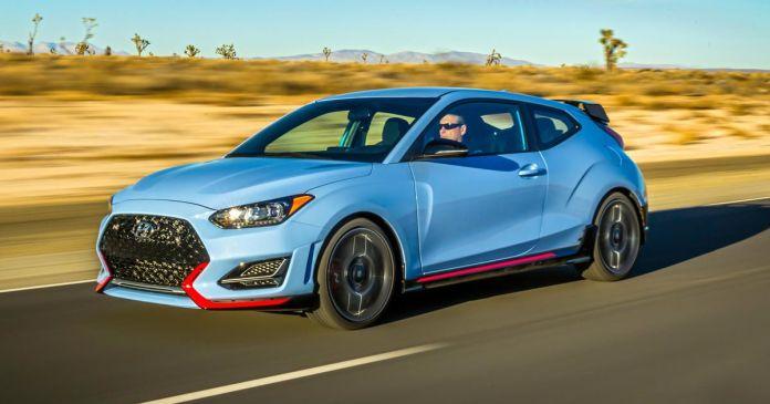 2019 Hyundai Veloster N brings Korean performance to the US