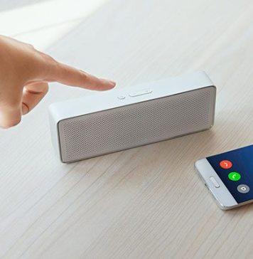 Xiaomi Mi Sqaure Box 2 Volume button