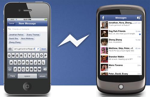 In An Autocratic Facebook Republic, A Mandatory Messenger App