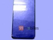 Frontpanel Samsung Galaxy M20