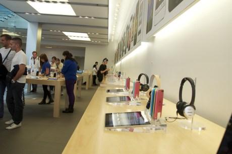 [ショートレポート] iPhone5c/s 発表に沸くサンフランシスコから