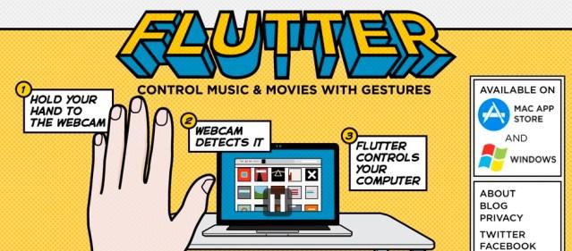 Googleがジェスチャーアプリ「Flutter」買収、その先にあるリビング戦争 【@maskin】