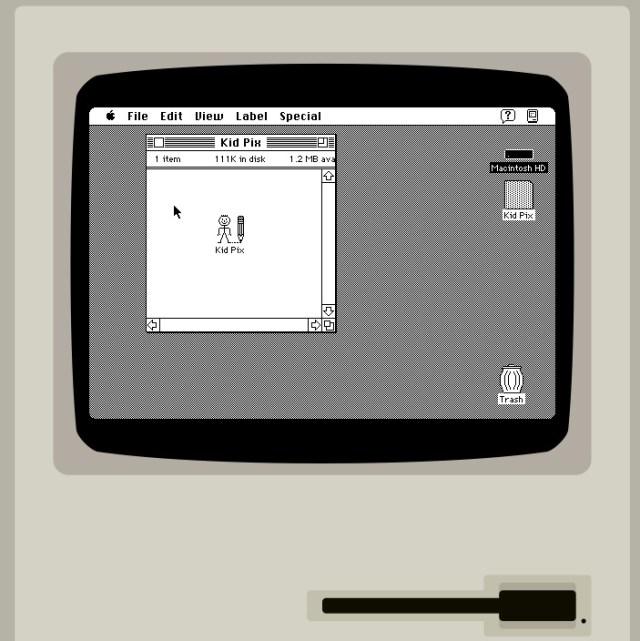 ブラウザで Mac OS 7 を動かそう【@maskin】