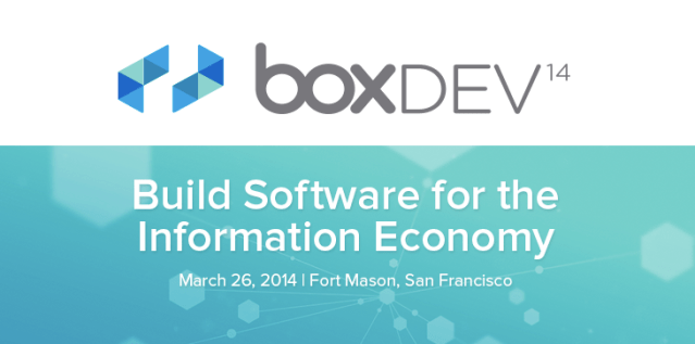 Boxがエンタープライズアプリ開発プラットフォームを発表!【@MICKEYTACHIBANA】