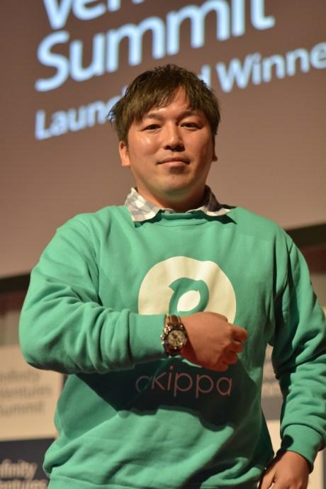 Launch Pad優勝「あきっぱ」、ITに疎いアイディアマンが産んだ奇跡、 (TechWaveが追い続けた大阪スタートアップ)【@maskin】 #IVS