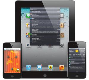 通知一覧やニューススタンド機能を追加 iOS 5今秋リリース【湯川】