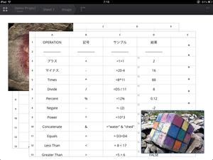 表計算ソフトをタブレットで再定義する「Permanent for iPad」、Luaも使用可 【増田 @maskin】