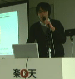 TechWave英語プレゼン大会にびっくり登壇者【湯川】
