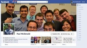 Facebookが自分史年表Timeline形式移行で過去の情報閲覧容易に プライバシー設定の猶予は7日間【湯川】