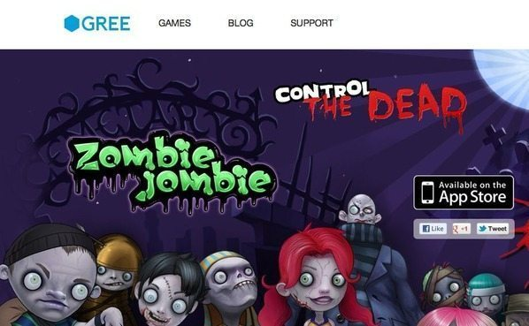 GREE北米スタジオ初のゲームアプリをリリース、無料ダウンロードで5位に浮上 【増田(@maskin)真樹】
