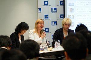 「ツイッターノミクス」の著者タラ・ハントさんと津田大介さんのトークイベントに参加して【三橋ゆか里】