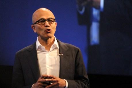 de:code 2016が開催。マイクロソフト コーポレーション CEO サティア ナデラ氏が講演「あらゆる業種はデジタルカンパニーへと変わる」「botが実現する世界」【@masaki_hamasaki】