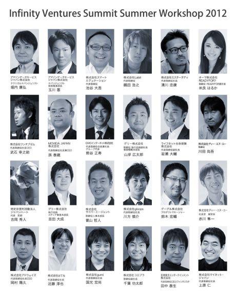 ここまで豪華な顔ぶれで参加費無料 大学生向けIVSサマーワークショップは7/13、7/14開催#IVS【湯川】