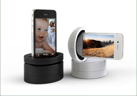 「Galileo」はiPhoneをロボットにする充電スタンド【増田(@maskin)真樹】