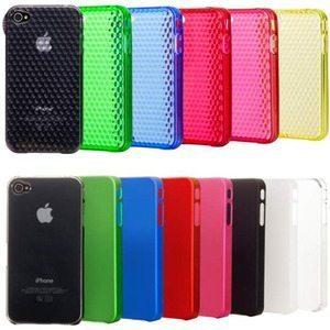 ソフトバンクから2種14色のiPhone4専用ケースが登場 【増田(@maskin)真樹】