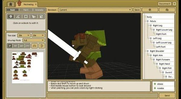 3Dゲームをみんなで作れる3D仮想空間「Craft Studio」 【増田(@maskin)真樹】