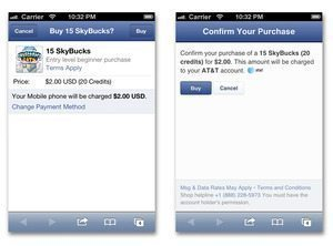 モバイル決済「Facebook Credits」が世界30か国でスタート 【増田 @maskin】