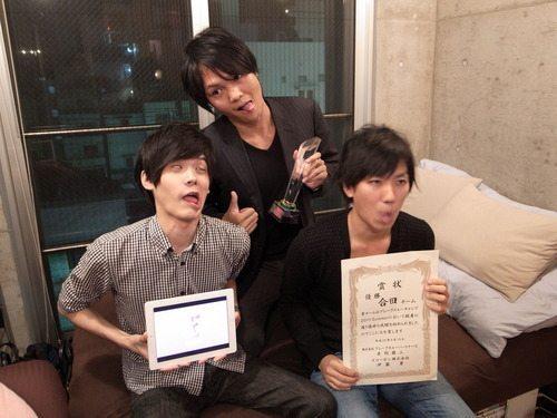 第3回 SF NewTech JapanNight 最多得点は「Facematch」 【増田(@maskin)真樹】