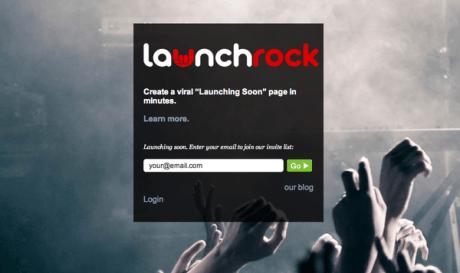 スタートアップを加速する「LaunchRock」、花テックで実験中です 【増田(@maskin(真樹】