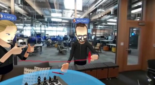 ザッカーバーグ氏「ソーシャルVR」 を全面プッシュ、米Oculusイベントでデモ 【@maskin】