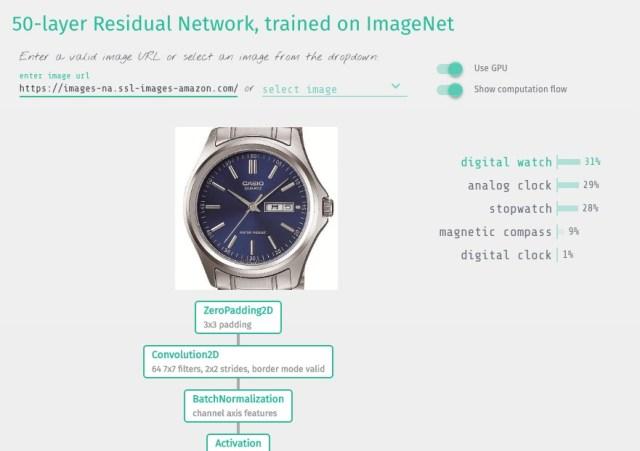 Keras.js – 機械学習をブラウザ上で実行できるJSライブラリ、GPUパワーを使用 【@maskin】