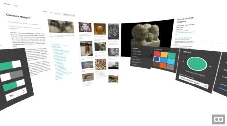 「A-Frame」数分で作れるWebVRフレームワーク、インストール不要で誰でも体験可能 【@maskin】