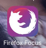 行動追跡を防ぐプライバシー保護ブラウザ「Firefox Focus」iOS版登場 【@maskin】