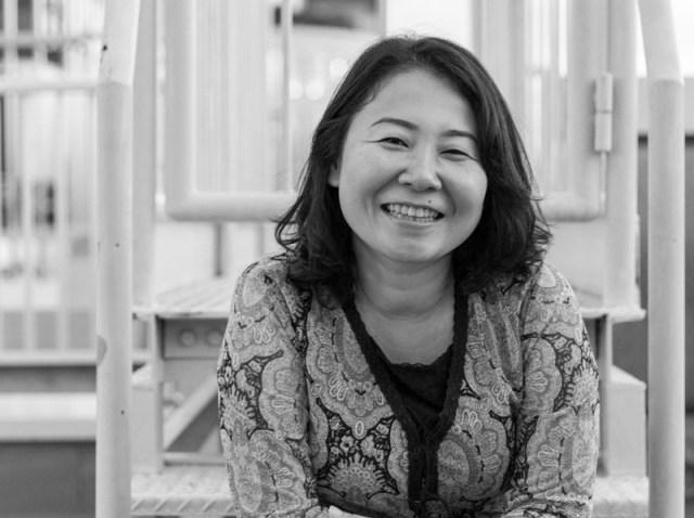 大崎弘子、新しい組織=「オオサカンスペース」を育て上げた小さな指揮者 @maskin