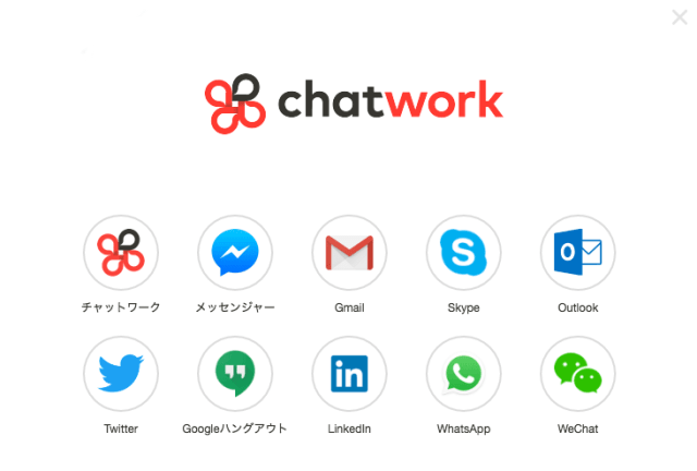 ChatWork 、10種類のコミュニケーションツールをまとめるPCアプリを公開 2年に渡るシステム書き換えを経て本格始動へ @maskin