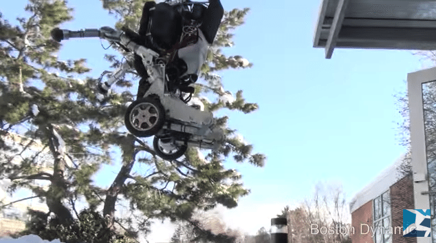 """""""車輪のある脚"""" 機動力で注目を浴びるロボット「Handle」は社会の中でどう使われていくか? @maskin"""