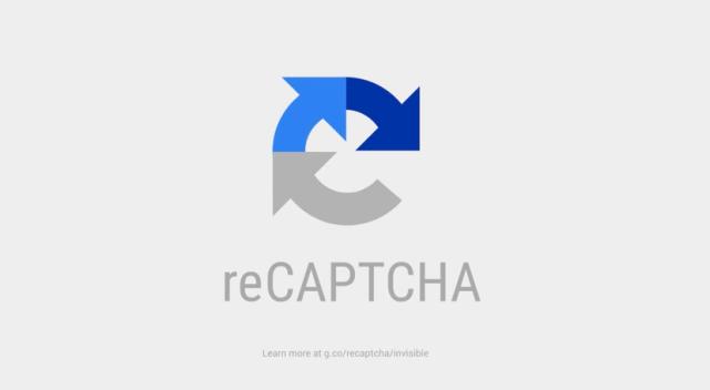遂にパスワード入力時に数字や写真を選択しなくてもよくなった、透明なreCAPTCHAをGoogleが提供開始 @maskin