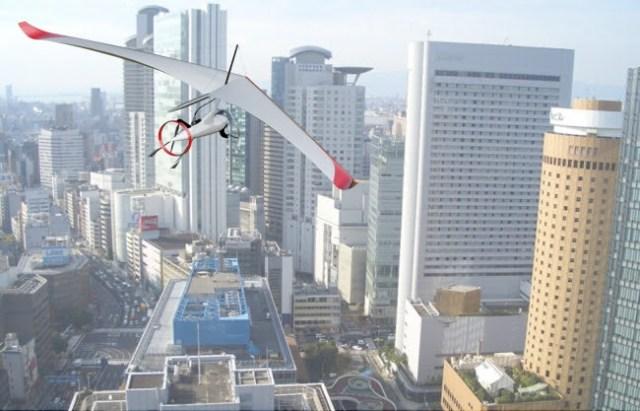 空飛ぶ自動運転原付、試作機を750万円で提供 〜もりもと技術研究所がクラウドファンディング開始