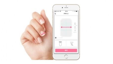 アプリでネイルシールをフルオーダー、ネイル潜在層870億円市場に向け「YourNail」が進化