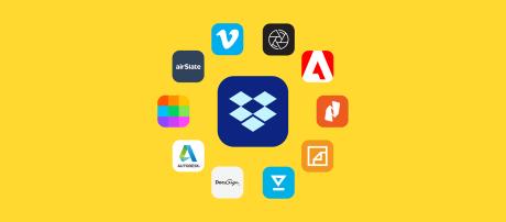 Dropbox 機能拡張を発表、文書などのワークフローや直接編集が可能に