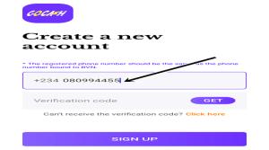 gocash loan app registration