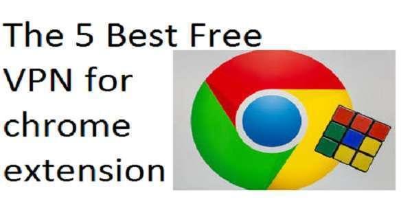 Free VPN for chrome extension