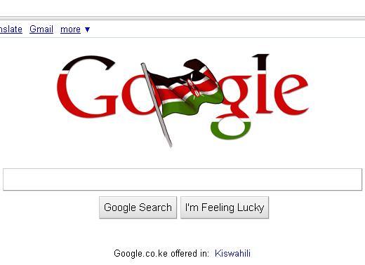 google kenya