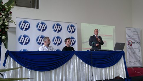 HP Quintica Training centre
