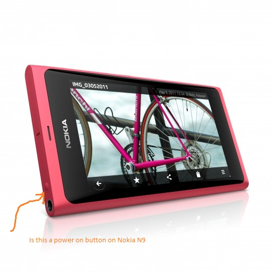 Nokia N9 magento
