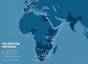 SEACOM fiber network