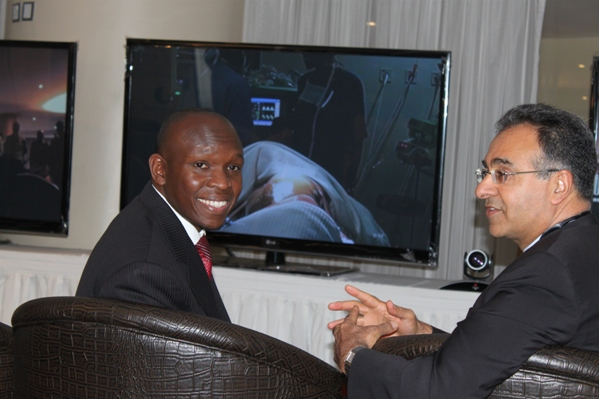 Video Conferencing Surgery, Access Kenya fibre, Aga Khan Video Conferencing Surgery