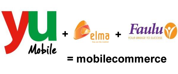 yumobile, faulu, elma mobile commerce
